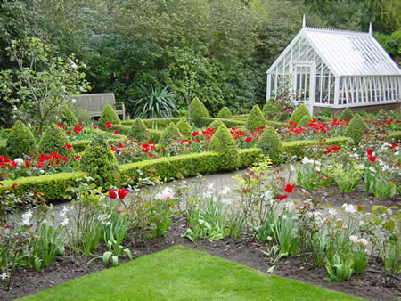 Country gardens for Country garden designs landscaping